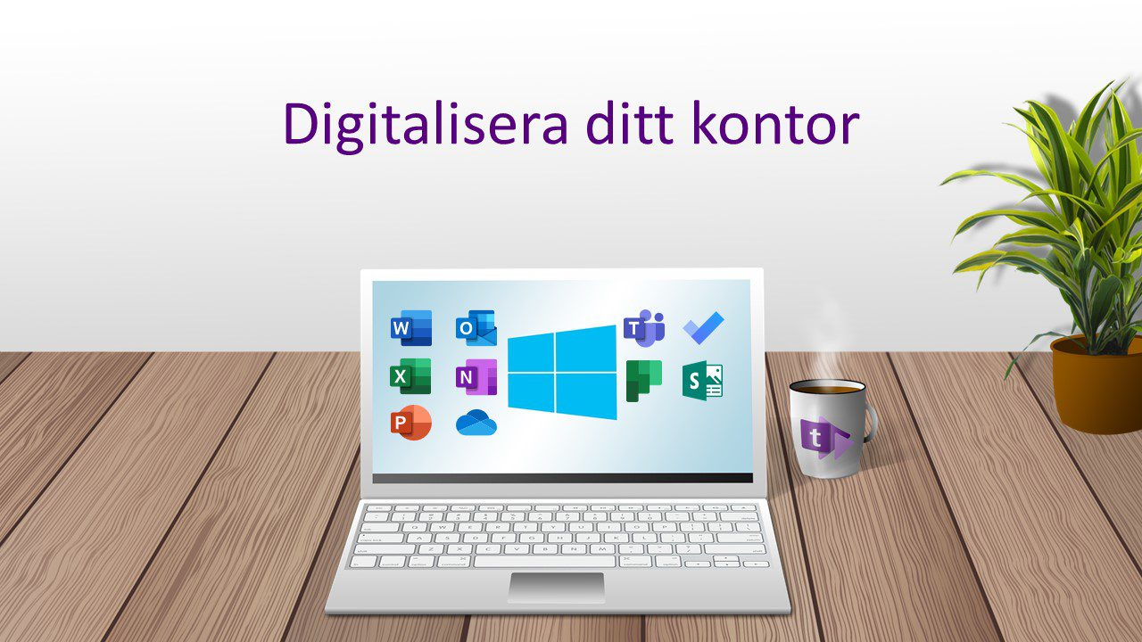 Digitalisera ditt kontor